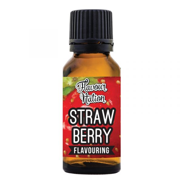 Flavour Nation's Strawberry Flavouring