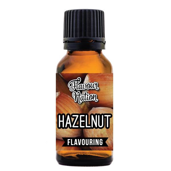 Hazelnut food and beverage flavouring