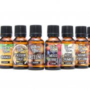 Sugar-free flavour nation range