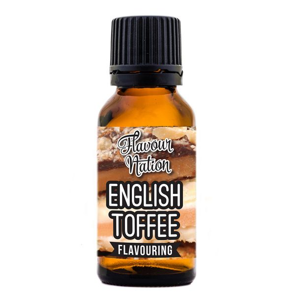 English Toffee flavouring in South Africa
