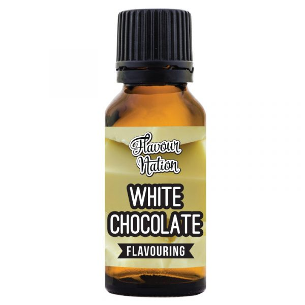 White Chocolate flavouring from Flavour Nation
