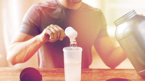 Flavour your own protein shake