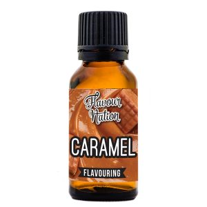 Caramel flavouring in South Africa