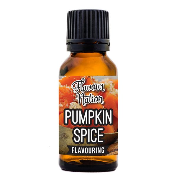 Pumpkin Spice flavouring in South Africa